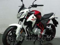 宗申牌ZS200-76型两轮摩托车