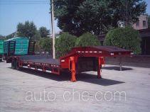 张拖牌ZTC9220DP型低平板半挂车