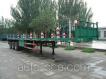 Zhangtuo flatbed trailer