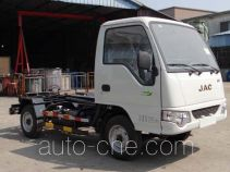 Zhongtian ZTP5030ZXX detachable body garbage truck