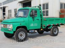 Dongyue ZTQ2010CSD low-speed dump truck
