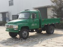 Dongyue ZTQ2510CSD low-speed dump truck