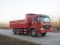 东岳牌ZTQ3250ZZXZ7MN38型自卸汽车