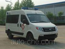 东岳牌ZTQ5040XJHDZ型救护车