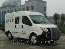 东岳牌ZTQ5040XYUDZ型押运车