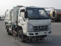 东岳牌ZTQ5040ZZZBJF28E型自装卸式垃圾车