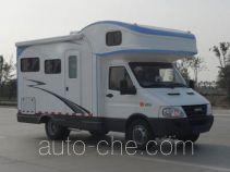 东岳牌ZTQ5041XLJQ4A型旅居车