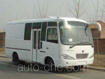 东岳牌ZTQ5043XXY型厢式运输车