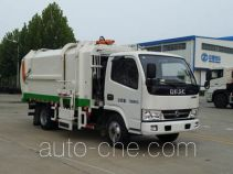 东岳牌ZTQ5070ZZZE6G33E型自装卸式垃圾车