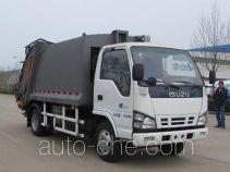 东岳牌ZTQ5071ZYSQLG34D型压缩式垃圾车