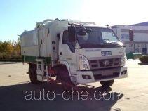 东岳牌ZTQ5080ZZZBJG34D型自装卸式垃圾车