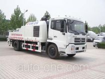 Dongyue ZTQ5129THBED truck mounted concrete pump