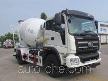 Dongyue ZTQ5160GJBBJJ43D concrete mixer truck