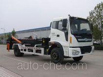 东岳牌ZTQ5160ZBGBJI52D型背罐车