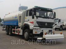 东岳牌ZTQ5250GQXZ1N43D型清洗车