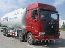 东岳牌ZTQ5310GFLZ5N46型粉粒物料运输车