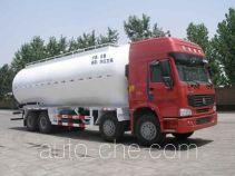 东岳牌ZTQ5310GFLZ7M46型粉粒物料运输车