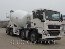 Dongyue ZTQ5310GJBZ7N30D concrete mixer truck