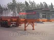 Dongyue ZTQ9382TJZ container carrier vehicle