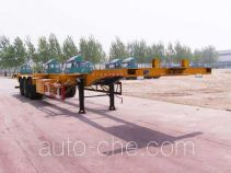 Dongyue ZTQ9382TJZ container transport trailer