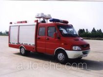 Zhongzhuo Shidai ZXF5040TXFJY10 пожарный аварийно-спасательный автомобиль