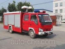Zhongzhuo Shidai ZXF5050TXFJY43 пожарный аварийно-спасательный автомобиль