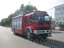 Zhongzhuo Shidai ZXF5120TXFZM80 lighting fire truck