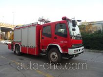 Zhongzhuo Shidai ZXF5121TXFJY100 fire rescue vehicle