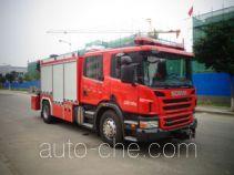 Zhongzhuo Shidai ZXF5130TXFJY100/S пожарный аварийно-спасательный автомобиль