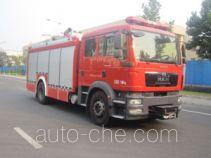 Zhongzhuo Shidai ZXF5170GXFPM60 foam fire engine