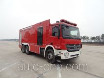 Zhongzhuo Shidai ZXF5180XXFQC200 apparatus fire fighting vehicle