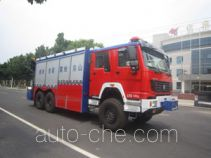 Zhongzhuo Shidai ZXF5190TXFJY200 fire rescue vehicle