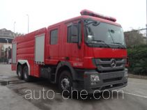 Zhongzhuo Shidai ZXF5270GXFPM120/B foam fire engine