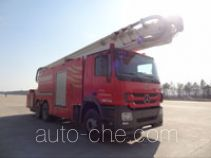 Zhongzhuo Shidai ZXF5320JXFJP40 high lift pump fire engine