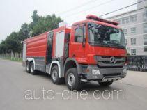 Zhongzhuo Shidai ZXF5380GXFPM180 foam fire engine