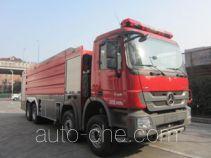 Zhongzhuo Shidai ZXF5400GXFSG210 fire tank truck