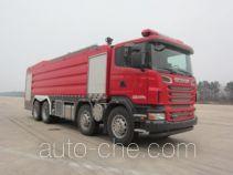 Zhongzhuo Shidai ZXF5460GXFPM260 foam fire engine