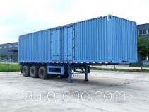 Shenglong ZXG9402XXY box body van trailer