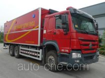 Zhenxiang ZXT5180TXFQC230/BX apparatus fire fighting vehicle