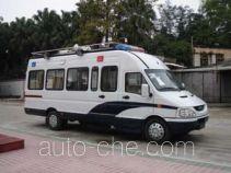 Zhongjing ZY5055XZH штабной автомобиль связи