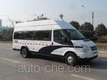 Zhongjing ZYG5048XFB полицейский автомобиль для борьбы с массовыми беспорядками