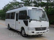 Zhongjing ZYG5056XZH штабной автомобиль