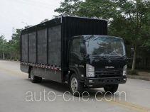 Zhongjing ZYG5101XFB полицейский автомобиль для борьбы с массовыми беспорядками