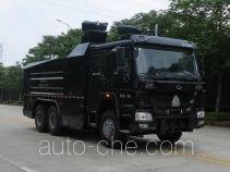 Zhongjing ZYG5251GFB2 полицейская автоцистерна с водометом
