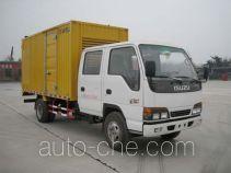 CNPC ZYT5070XDY мобильная электростанция на базе автомобиля