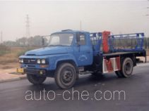 CNPC ZYT5090TYA pipe transport truck