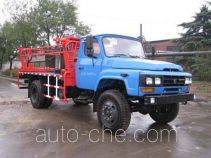CNPC ZYT5091TYA pipe transport truck