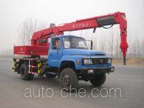 CNPC ZYT5100TDM4 auger anchor truck
