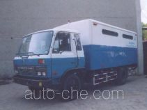 CNPC ZYT5100TYC radioactive sources transport vehicle