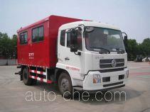 CNPC ZYT5100TYS4 compressor truck